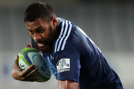Player of the Week: Patrick Tuipulotu cumule les qualités ! @PattyTuipulotu @BluesRugbyTeam | Nouvelle-Zélande, terre de rugby | Scoop.it