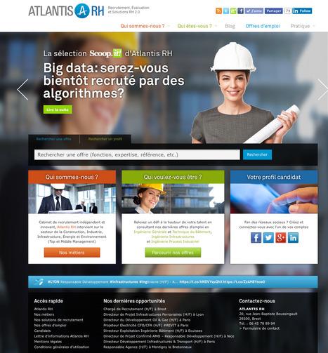 Atlantis RH - La News #Ingénierie #Ingénieur #Emploi | Emploi #Construction #Ingenieur | Scoop.it