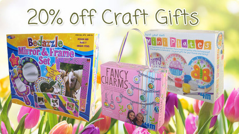 Craft Gifts Special Offer   The Sparkle Club   Scoop.it