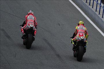 Ducati announces Mugello test for Rossi, Hayden | Crash.Net | Ductalk Ducati News | Scoop.it