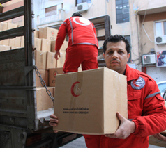 Monday: #Syria: The Red Cross and the Red Crescent are collecting for refugees   Egyptday1   Scoop.it