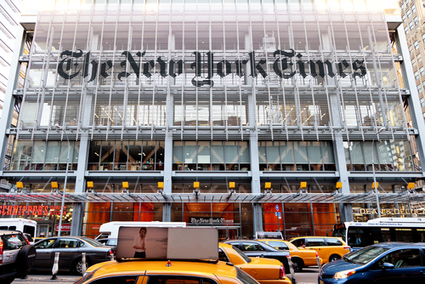 How The New York Times Is Beating Twitter & LinkedIn In The Audience Race - Work Market Blog | Emerging Media (while dreaming of Paris!) | Scoop.it
