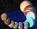 Nella Via Lattea 17 miliardi  <br/>di pianeti simili alla Terra | Polvere di Stelle | Scoop.it