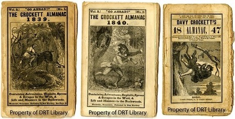 Daughters of the Republic of Texas Retain Control of Alamo Library Collection—for Now | Library Collections | Scoop.it