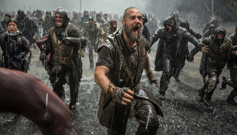 'Noah' Soars * Kneeling Pope * Mormon Women: Monday's Roundup | KEEPERS - Presbyterian | Scoop.it