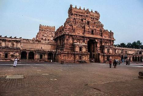 The Outlandish Grace of the Brihadeeswarar Temple | Heritage Sites in India | Scoop.it