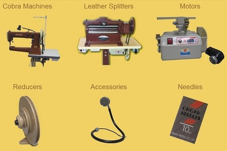 Things to Know Before Ordering High Quality Leather Machines | Leather Sewing Machine | Scoop.it