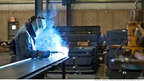 The coming brain drain in U.S. manufacturing - Fortune Management | Race to Stagnation | Scoop.it