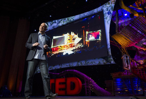 """What happens after the droids take our jobs?"" Andrew McAfee at TED2013 