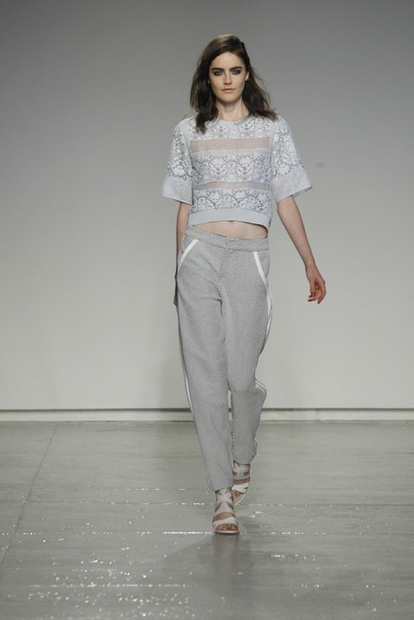 Behind-The-Scenes with Rebecca Taylor at NYFW Spring 2014 | Best of the Los Angeles Fashion | Scoop.it