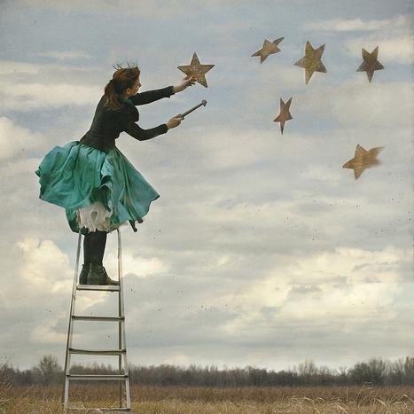 Los ideales son como las estrellas, no las alcanzamos pero iluminan nuestro camino...... | otoño | Scoop.it