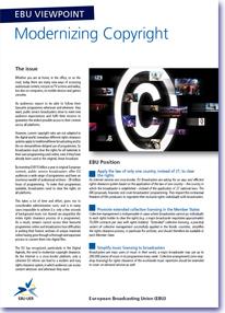 EBU.CH :: EBU viewpoint   HbbTV   Scoop.it