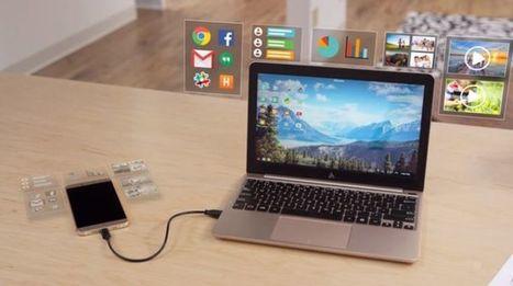 Superbook convierte a cualquier teléfono Android en un completo ordenador portátil | Recull diari | Scoop.it
