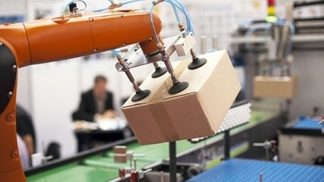 The Future of Automation—and Your Job | Modern Manufacturing Technology | Scoop.it