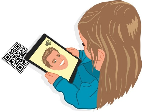 Clone Yourself with QR Codes | An Eye on New Media | Scoop.it