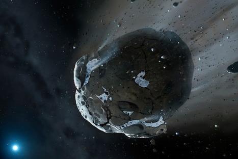 Le Luxembourg à la conquête des astéroïdes | Luxembourg (Europe) | Scoop.it