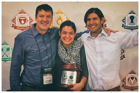 Laila Ghambari Is Your 2014 United States Barista Champion! | Coffee News | Scoop.it