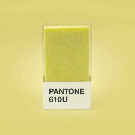 The Pantone Smoothies   Bouche à Oreille   Scoop.it