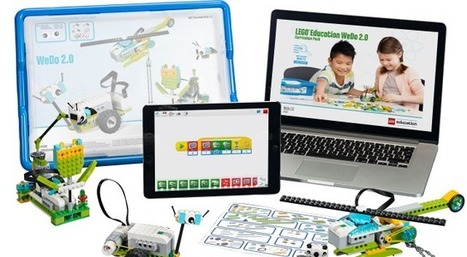 LEGO engages Science and Computing pupils with WeDo 2.0 - Innovate My School | Keeping up with Ed Tech | Scoop.it