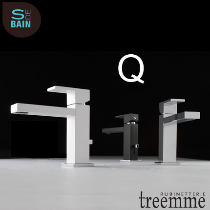 Collection de robinetterie 5mm treemme desi for Marque robinetterie italienne