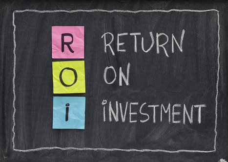Tips for improving your ROI on social media | Odimax | Scoop.it