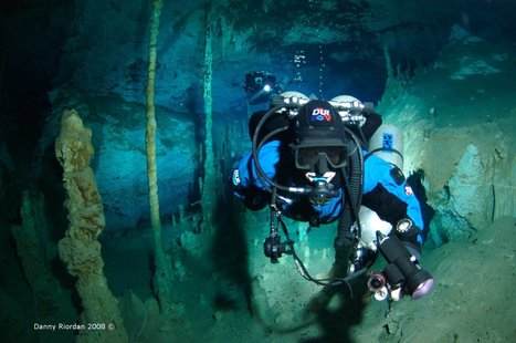 Cave Diving Isn't as Crazy as It Sounds | All about water, the oceans, environmental issues | Scoop.it
