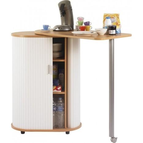 Table pour du rangement dans la cuisine - Des meubles pas chers | culinaire | Scoop.it