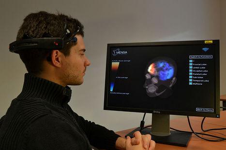 Bien-être : Mensia Technologies analyse les ondes cérébrales - La Tribune.fr | Beauté Mag | Scoop.it
