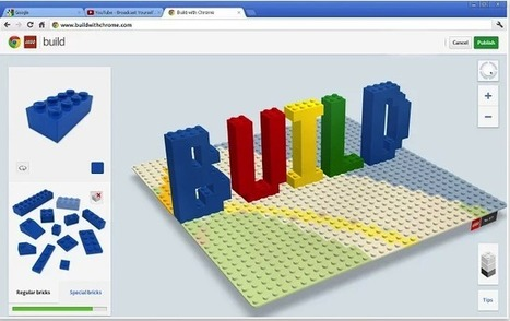 Two Great Lego Tools to Enhance Students Creative Thinking (Work on Chromebooks too) ~ Educational Technology and Mobile Learning | Differentiation Strategies | Scoop.it