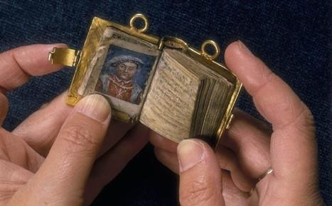 The world's most beautiful miniature books | promo | Scoop.it