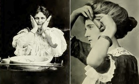 1910 beauty book offers bizarre and outdated advice | British Genealogy | Scoop.it