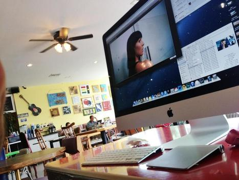 Twitter / royalgalactic: Setup up at local coffee house ... | Personal Branding and Professional networks - @TOOLS_BOX_INC @TOOLS_BOX_EUR @TOOLS_BOX_DEV @TOOLS_BOX_FR @TOOLS_BOX_FR @P_TREBAUL @Best_OfTweets | Scoop.it