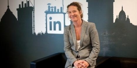 LinkedIn : Le réseau social professionnel en mode fil rouge | Webmarketing et Réseaux sociaux | Scoop.it