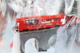 Curb brings ice to the capital for Swiss Tourism campaign | experiential | Scoop.it
