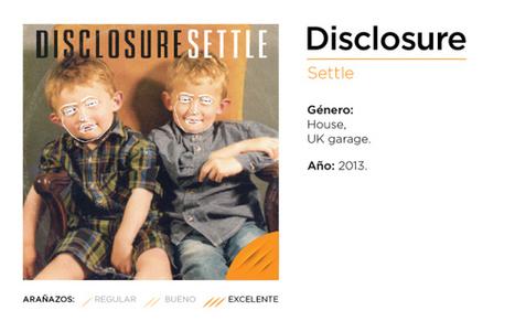 DISCLOSURE, SETTLE (2013)   Music Reviews   Scoop.it