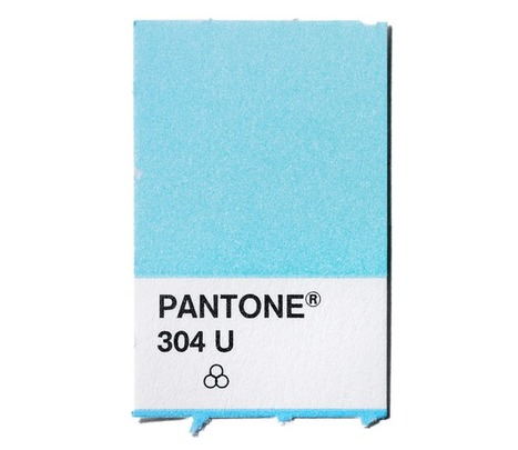 Who Made That Pantone Chip? | Art for art's sake... | Scoop.it