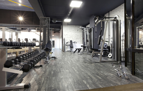 Your Favorite #Gym #Equipment Is Dirtier Than a Toilet Seat | Weight Loss News | Scoop.it