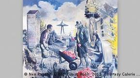 Neo Rauch exhibition conquers Berlin | Arts | DW.COM | 02.10.2015 | Curating [ Media ] Arts | Scoop.it