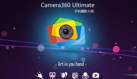Review Aplikasi Android Camera360 Ultimate | Belajar Internet Marketing | Scoop.it