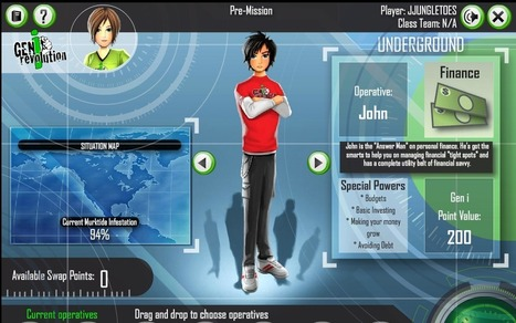 Serious Games Help Students Make Better Personal Financial Decisions | #SeriousGame #Student | Games and education | Scoop.it