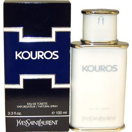 Kouros by Yves Saint Laurent for Men - 3.3 Ounce EDT Spray | Perfume for Men | Scoop.it