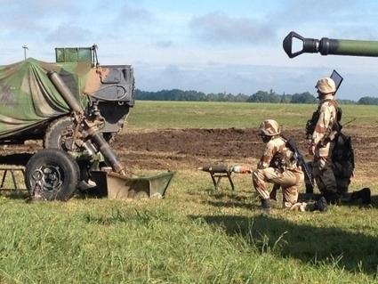 Armée de terre : les piliers et nouveautés du futur modèle Au Contact | Actu SIRPA METZ | Scoop.it