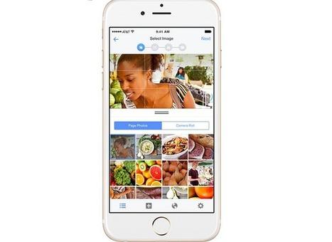 Facebook a 2 millions d'annonceurs (et une nouvelle appli) | social networking | Scoop.it