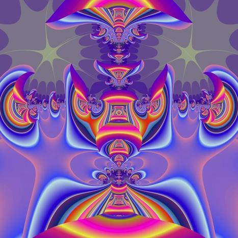 Troythulu:  New fractal -Quadrato (Twitter) | Unity Consciousness and Releasing Duality | Scoop.it