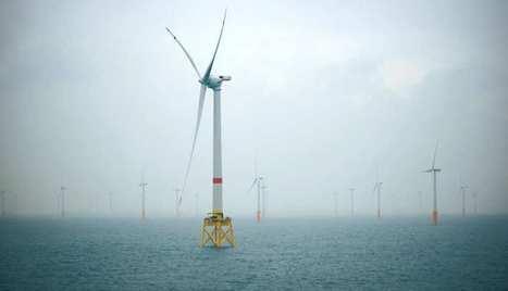 Eolien offshore: Alstom décroche son plus gros contrat hors de France - Industrie - Services - Les Echos.fr | Eolien-Energies-marines | Scoop.it