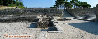 Minoan Architecture   Ancient Greek Architecture   Scoop.it