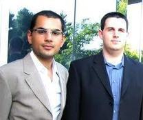 SIAMAK TAGHADDOS AND DAVID HAUSER, THE FOUNDERS OF GRASSHOPPER | Young Achievers | Scoop.it