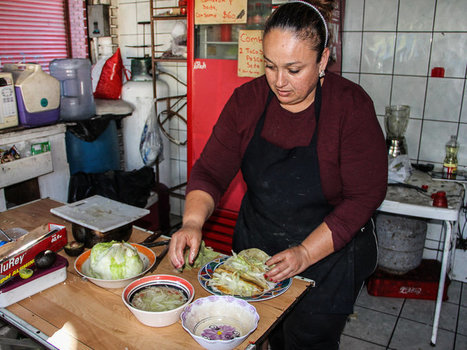 Food Merchants At Tijuana Border Fight For Their Right To Feed | Baja California | Scoop.it