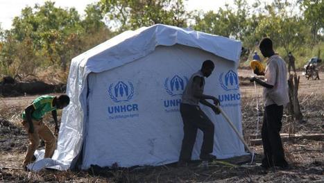 Le nombre de réfugiés en Ouganda explose - RFI | Construction et gestion d'installations temporaires | Scoop.it