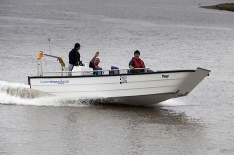 Hopes new Flintshire River Dee boat rides will turn area into tourism hotspot | Accessible Tourism | Scoop.it